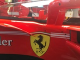 Shield breaks cover on Ferrari ahead of track debut