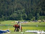 One person tested positive at the Austrian Grand Prix