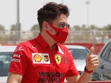 Leclerc 'struggled massively' but happy with P4