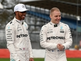Bottas 'won't panic' if Hamilton is quicker