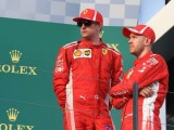 Vettel Against Use Of Team Orders On Ferrari Team-Mate Kimi Raikkonen