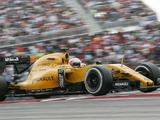 Magnussen handed time penalty, drops to 12th