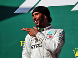 Hamilton: No plans to quit F1 any time soon
