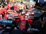We prepared the car for the race - Vettel's race engineer