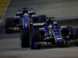 Sauber to revise procedures after Singapore