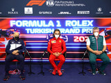 Turkish GP: Friday Press Conference - Part 1