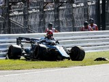Japanese GP: Kubica gets new chassis after Suzuka qualifying crash