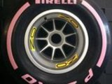 F1 tyre turns pink for US GP