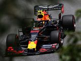 Red Bull cars don't lose on the straights in Brazil- Qualifying analysis
