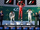 Vettel defeats Hamilton for opening 2017 victory in Australia