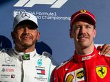 Hamilton denies having a mental edge over Vettel