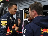 Horner: Red Bull will look outside of F1 driver pool if Albon dropped