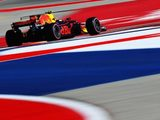 """Verstappen bemused by """"weird rule"""" penalty, happy with US GP performance"""
