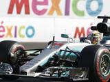 Lewis Hamilton second quickest in Mexican Grand Prix second practice