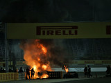Grosjean fireball unlike anything medics had seen