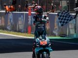 MotoGP: Quartararo dominates Andalucia GP, Rossi back on the podium
