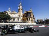 Hamilton laments 'pretty shocking' first sector in Baku F1 qualifying