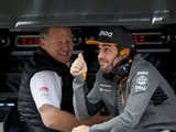 McLaren nearing talks over Alonso future