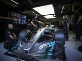 Mercedes has switched to safer F1 gearbox spec after Baku problems