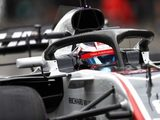 Grosjean Rues Session-Ending Hydraulic Problem in Baku Qualifying
