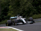 Hamilton bounces back in Hungarian practice, Bottas on back foot