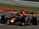 Verstappen quickest as Hulkenberg returns to F1 action