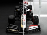 Sliders: Compare Haas' VF-19 and VF-20 side-by-side