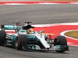 Lewis Hamilton sets ominous early pace in Austin