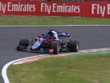 "Brendon Hartley: ""I had a really enjoyable first day in Suzuka"""