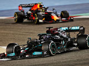 Hamilton wins tight battle for Bahrain victory