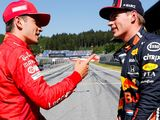 Leclerc vs Max headlines Austria epic