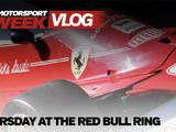 MW Vlog: Thursday in Austria - Lauda tributes in the paddock