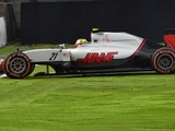 Gutierrez had 'nowhere to go' before spin