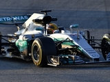 Hamilton fastest as new F1 era begins