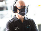 Williams Acting Team Principal Roberts tests positive for Covid-19