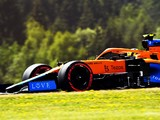 """Norris """"took quite a few risks"""" to reach front row for F1 Austrian GP"""