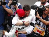 Hamilton: Wolff 'without doubt the best leader here'