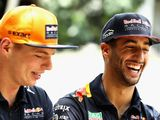 Daniel Ricciardo: Relationship with Max Verstappen would survive title fight pressure