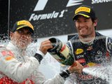 Webber ranks Hamilton above Schumacher