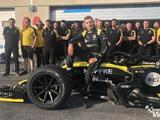 Pirelli wraps up first F1 test on 18-inch 2021-spec tyres
