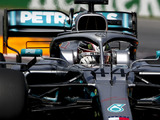 Mercedes 'cooling change' aided Hamilton's pace
