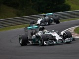 Rosberg: I've learned things from Hungary