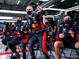 """I didn't know what was happening,"" admits Verstappen"