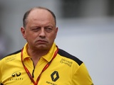 Vasseur parts ways with Renault after one year