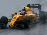 Jolyon Palmer: I couldn't even see past my steering wheel