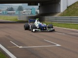 De Silvestro Concludes First Sauber Test at Fiorano