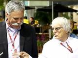 Formula 1's commercial rights are sold by the FIA
