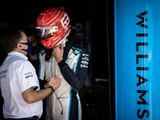 Russell 'proud' as Williams collects more points