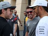 F1 drivers react to Fernando Alonso's Indy 500 news