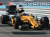 "Nico Hulkenberg: ""It is great to finish on a positive result"""